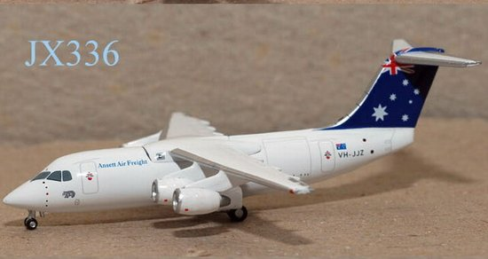 "Ansett Air Freight BAe 146-200F ""Blue Tail"" (1:400)"