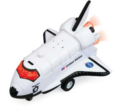 Space Shuttle Pullback - Toytech Space Shuttle Pullback # ...