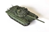 T-72B Main Battle Tank with ERA and Command Shield, Russian Army, Georgia War, 2008 (1:72)
