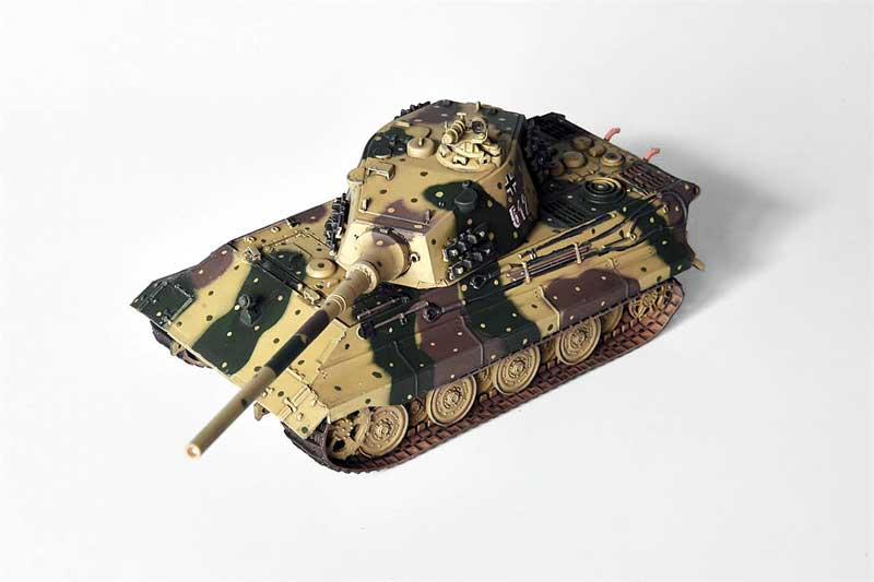 E-75 Heavy Tank with 105mm Gun, German Army, 1945 (1:72)