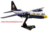 "C-130 Hercules ""Fat Albert"" Blue Angels (1:200)"