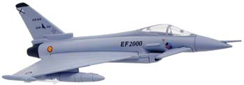 Eurofighter Aircraft (1:121)