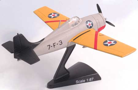 F4F Wildcat Yellow Wings (1:87)