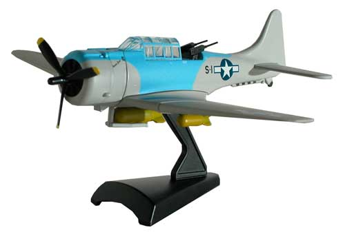 Douglas Dauntless SBD-3 VERSION #2 (1:87)