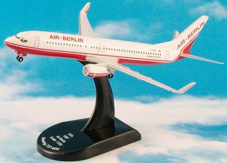 Air Berlin Boeing 737-800 (1:300)