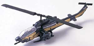 "AH-1W Super Cobra Helicopter (Approx. 6"")"