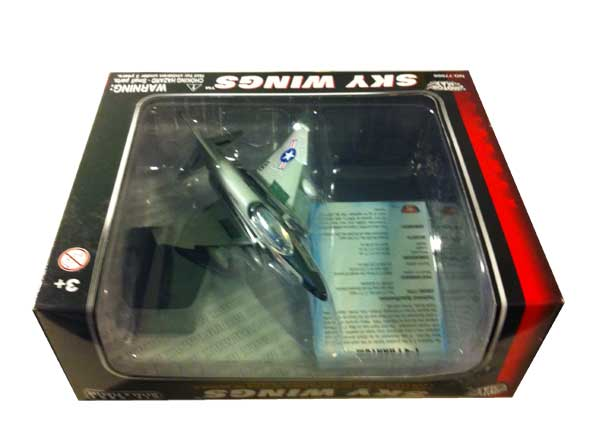 F-4 Phantom Die Cast - DC6-F4