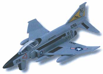 F-4 Phantom Die Cast