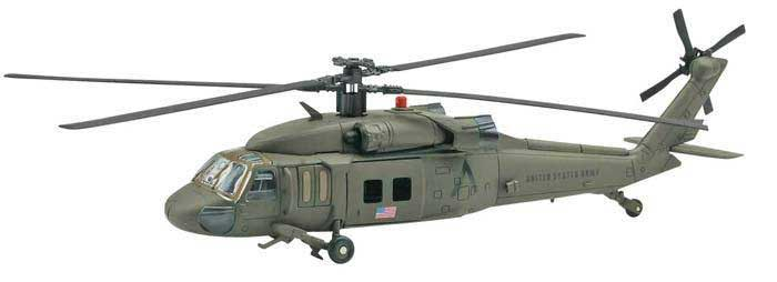 UH-60 Blackhawk (1:60)
