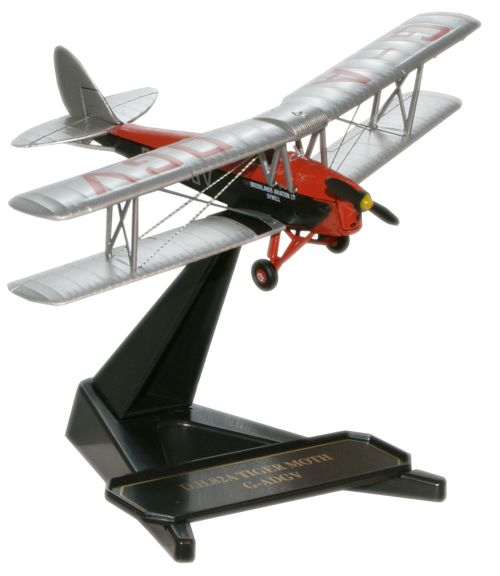 de Havilland DH.82A Tiger Moth Brooklands Aviation (1:72)