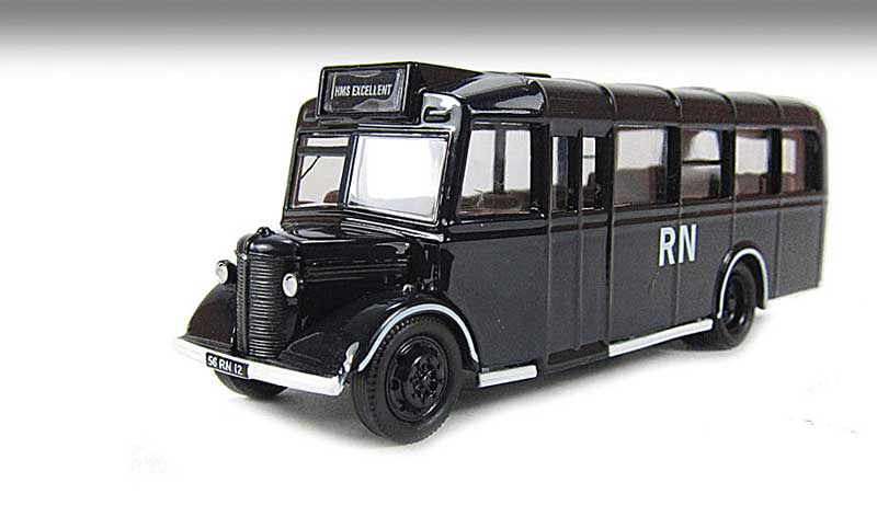 Bedford OWB Bus Royal Navy (1:76)