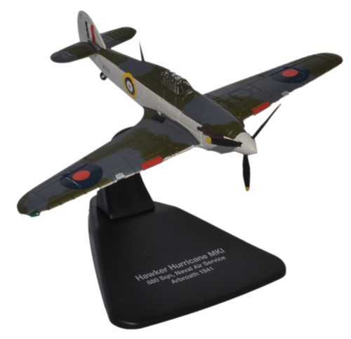 Hawker Sea Hurricane Mk.I - W9219, 880 Naval Air Squadron, RN Fleet Air Arm, Arbroath, 1941 (1:72)