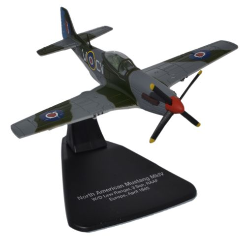 "North American Mustang Mk.IV ""Lew"" Ranger, 3 Squadron, Royal Australian Air Force, Europe, 1945 (1:72)"