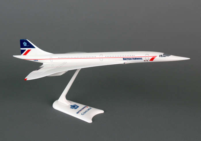 British Airways Concorde (1:250) Landor Livery