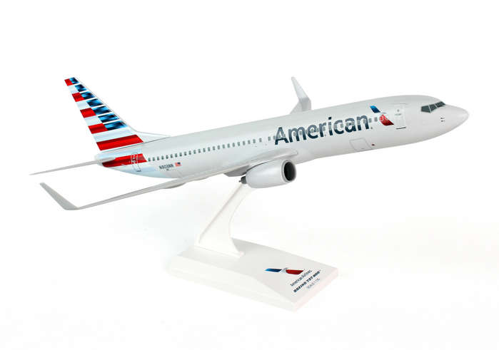 American 737-800 (1:130) New Livery
