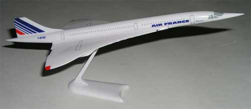 Air France Concorde (1:250)