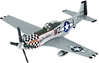 "P-51 Mustang, Col. John Landers ""Big Beautiful Doll"" (1:48)"