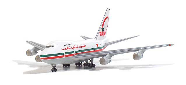 Royal Air Maroc 747-400