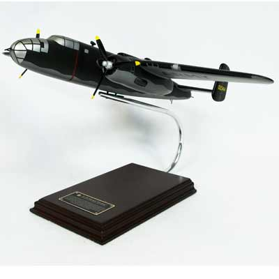 B-25B Mitchell as flown by Jimmy Doolittle (1:41)