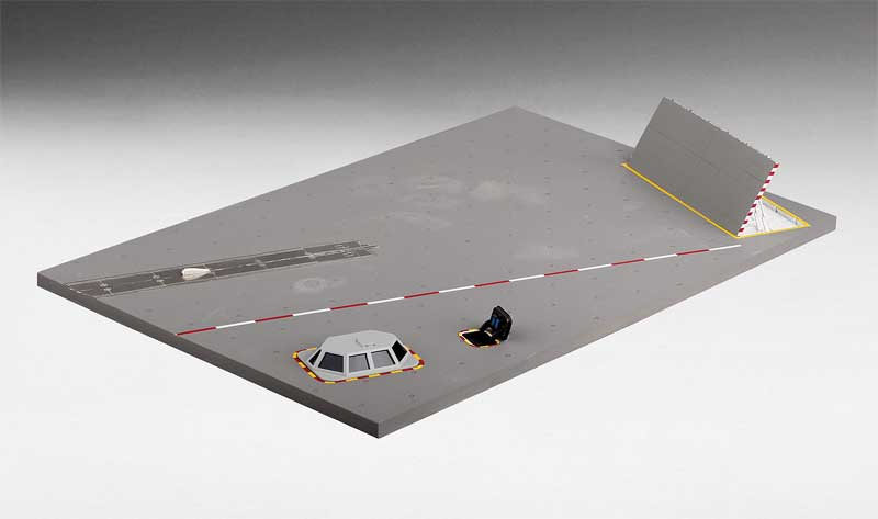 Aircraft Carrier Deck Base I (1:72) - Preorder item, order now for future delivery