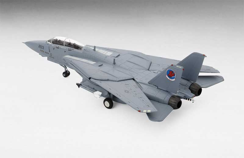 "F-14A Tomcat VF-1 #203 Top Gun Movie ""Cougar & Merlin"" (1:200) - Preorder item, order now for future delivery"