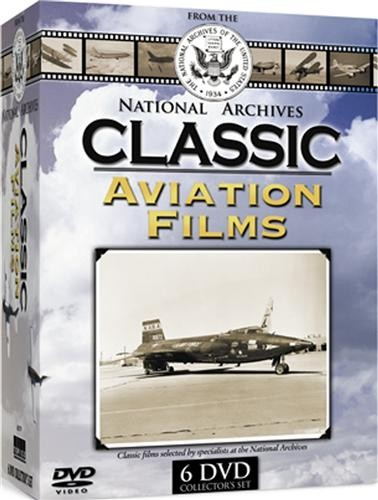 Classic Aviation 6-Dvd Set
