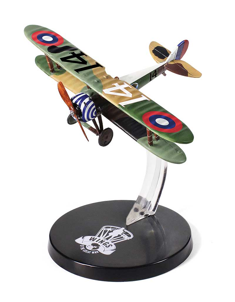 Nieuport 28C.1, 2nd Lt. Quentin Roosevelt, 95th Aero Sqn., July 14, 1918 (1:72)