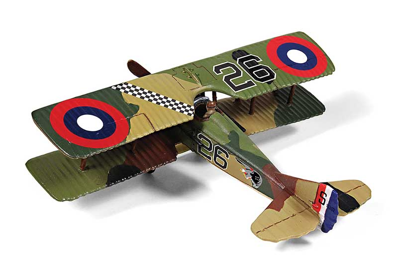 Spad XIII, 2nd Lt. Frank Luke, 27th Aero Sqn., 1918 (1:72) - Preorder item, order now for future delivery