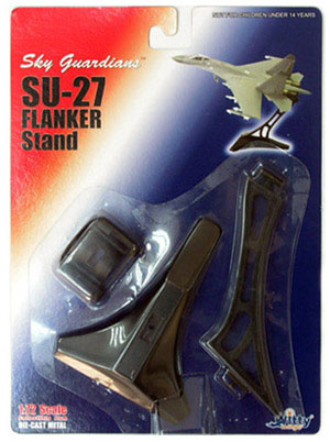 SU-27 Flanker Positional Stand (1:72)