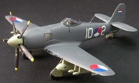 Hawker Sea Fury FB11 860 Squadron Dutch Navy(1:72)