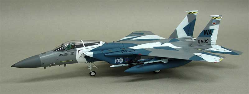 F-15C Eagle 65th Aggressor Squadron (1:72)