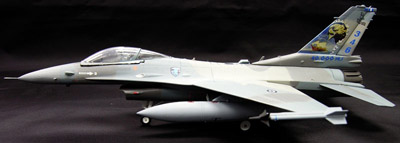 F-16C Greek AF 346th Mira Jason SQ (1:72)