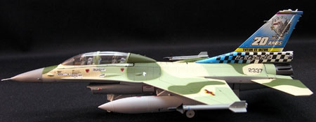 F-16 Venezualan AF Special Markings 20 Years (1:72)