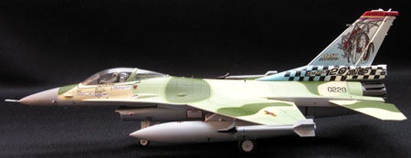 F-16 Venezualan Special Markings 20 Years (1:72)