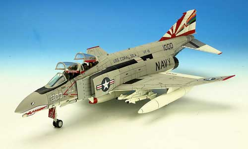 "F-4B Phantom II VF-111 ""Sundowners,"" 1975 (1:72)"