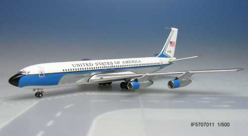 "USAF 707-320 B/C ""Air Force One"" (1:500)"