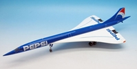 "Air France Concorde ""Pepsi Colors"" (1:200) ~F-BTSD"