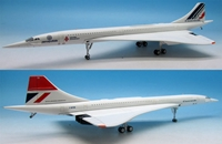 Air France / British Airways Concorde F-WTSB (1:200)