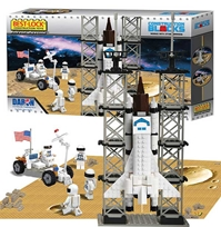 Space Shuttle 330 Piece Construction Toy