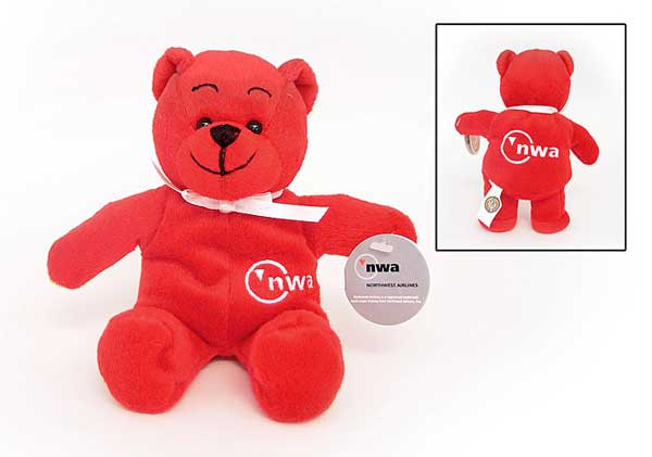 Northwest Plush Teddy Bear