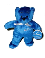 Delta Plush Teddy Bear