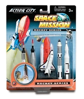 Space Shuttle And Rockets Gift Pack