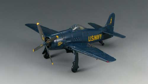 F8F-1B Bearcat Blue Angels, 1946 (1:72)