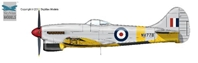 Hawker Tempest TT.5 Royal Air Force, Early 1950s (1:72)