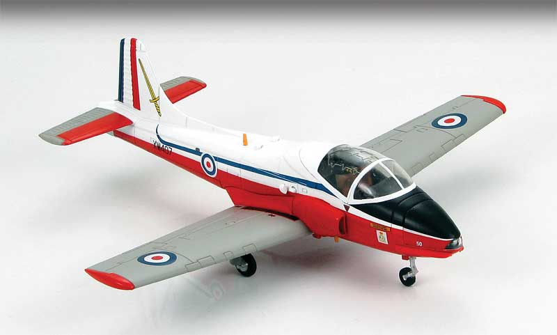 "Jet Provost T5A ""The Swords,"" RAF Leeming (1:72)"