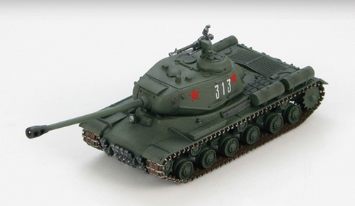 JS-2 Heavy Tank 27th Guards Separate Heavy Tank Regiment, 21st Army, Vyborg (Viipuri), June, 1944 (1:72)