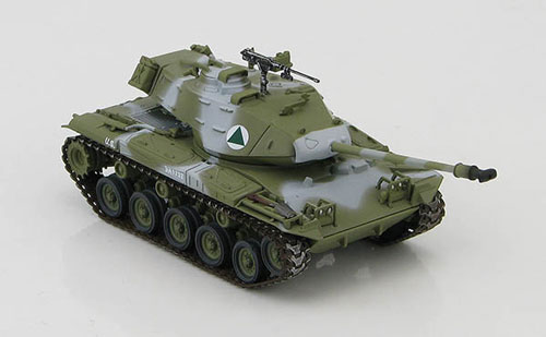 M41A3 Walker Bulldog, US Army, Winter Scheme (1:72)