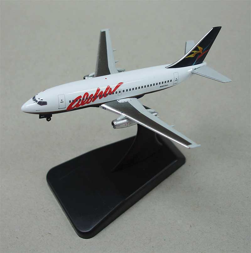 "Aloha Airlines Cargo 737-200 ""N837AL"" (1:400)"