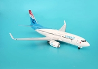 "Luxair B737-700 ""New Colors"" ~LX-LGR (1:200)"