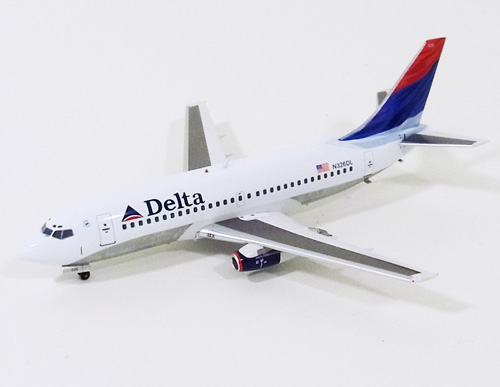 Delta Airlines 737-200 N326DL (1:200) Colors in Motion